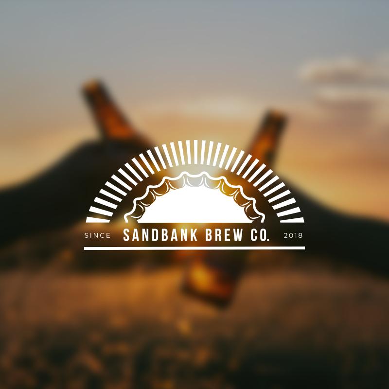 sandbank brew co logo 3