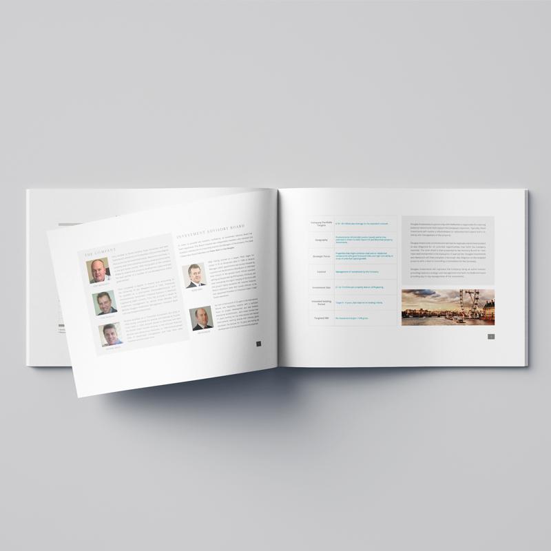 salisbury global property investments brochure design inside spread 2