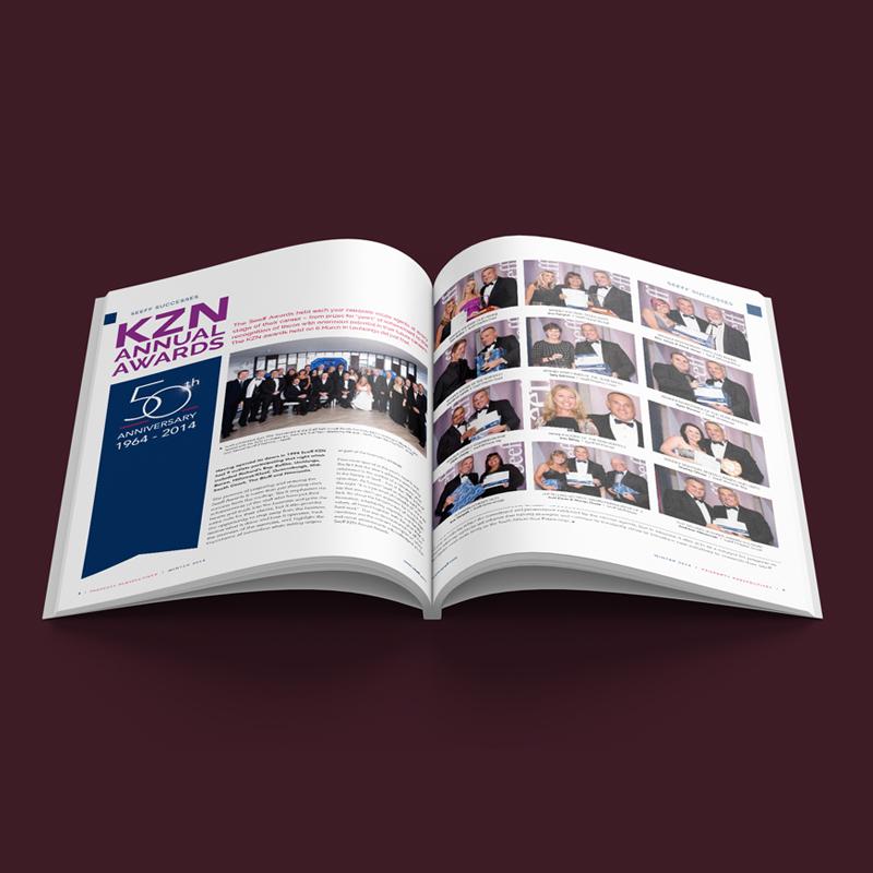 seeff property magazine design spread 1