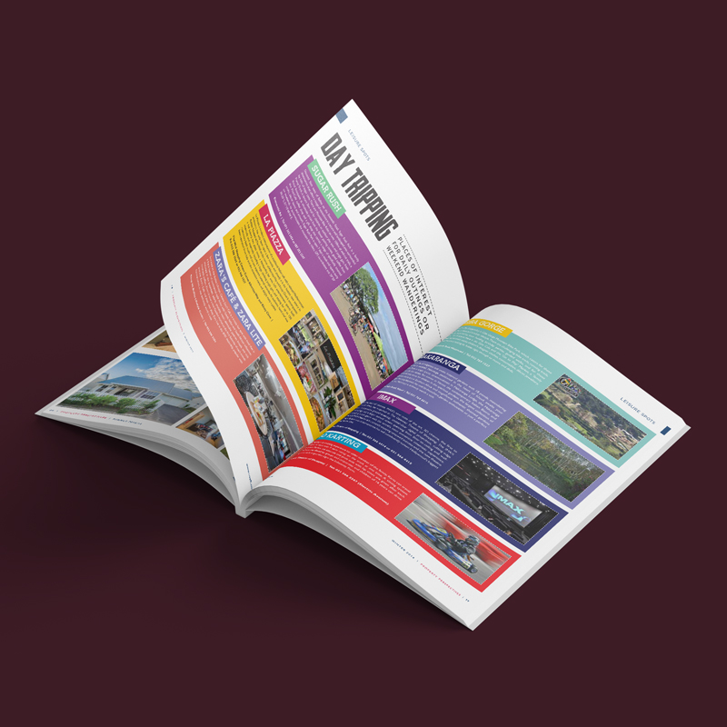 seeff property magazine design spread 2
