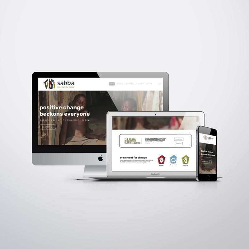 sabba movement custom website